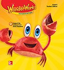 WonderWorks Intervention Teacher Edition cover, Grade K