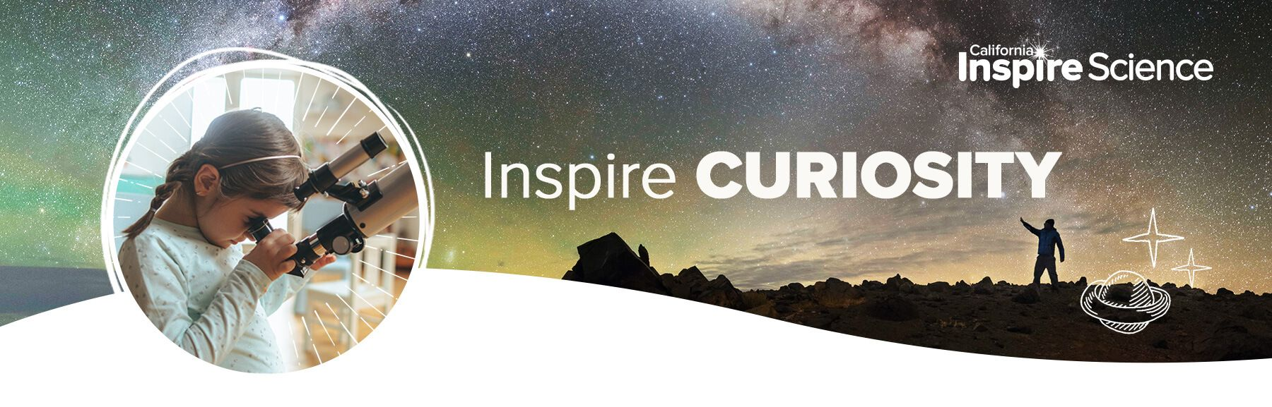 Inspire Curiosity