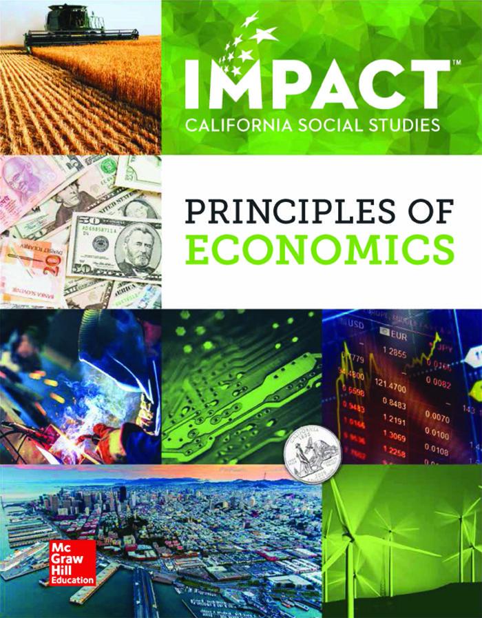 Impact: California Social Studies 9-12 | High School