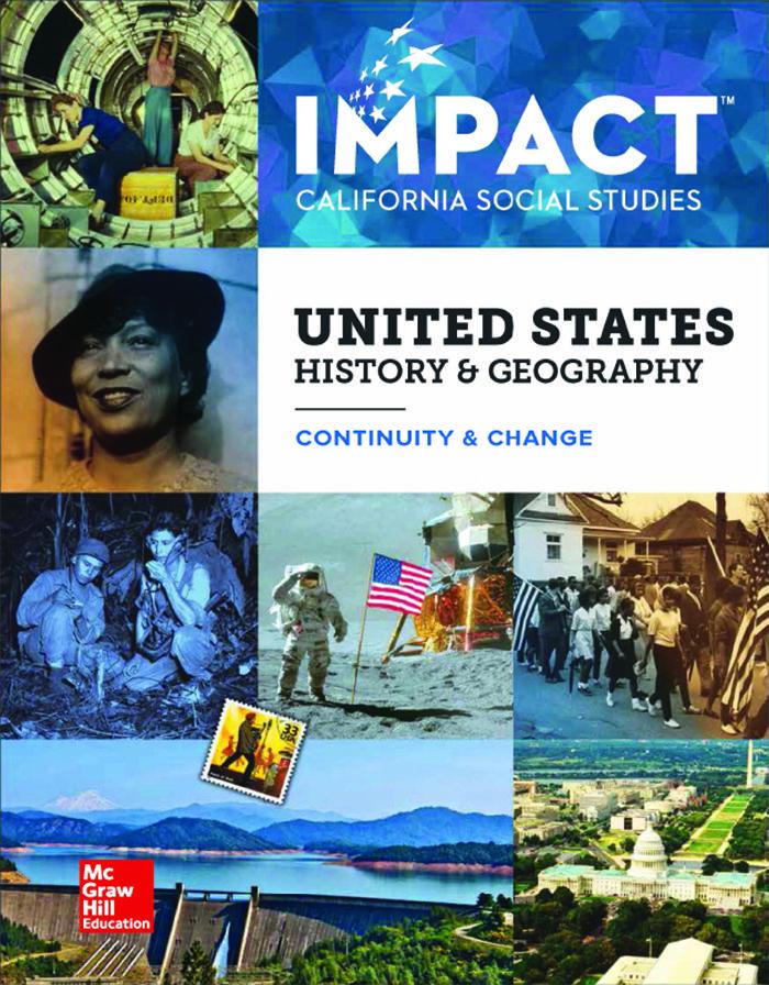 Impact California Social Studies 9 12 High School