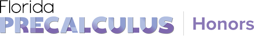 Florida Precalculus Honors logo
