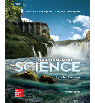 Environmental Science: A Global Concern cover