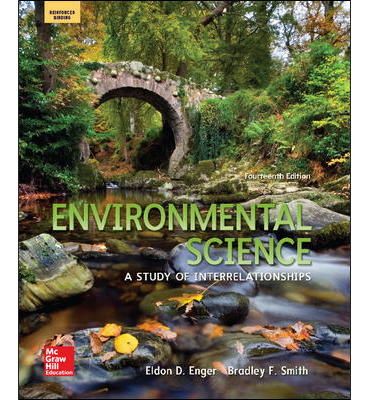 Environmental Science: A Study of Interrelationships cover
