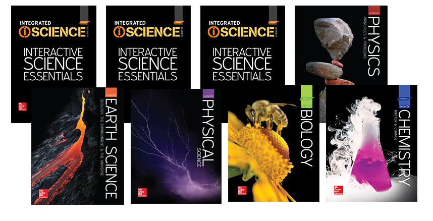 6-12 FL Science covers