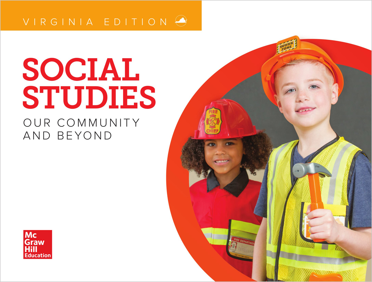 Social Studies Our Community and Beyond cover