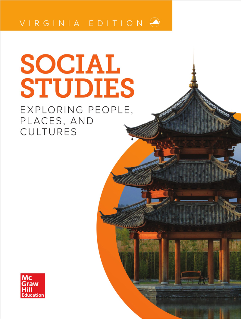 Social Studies Exploring People, Places, and Cultures cover