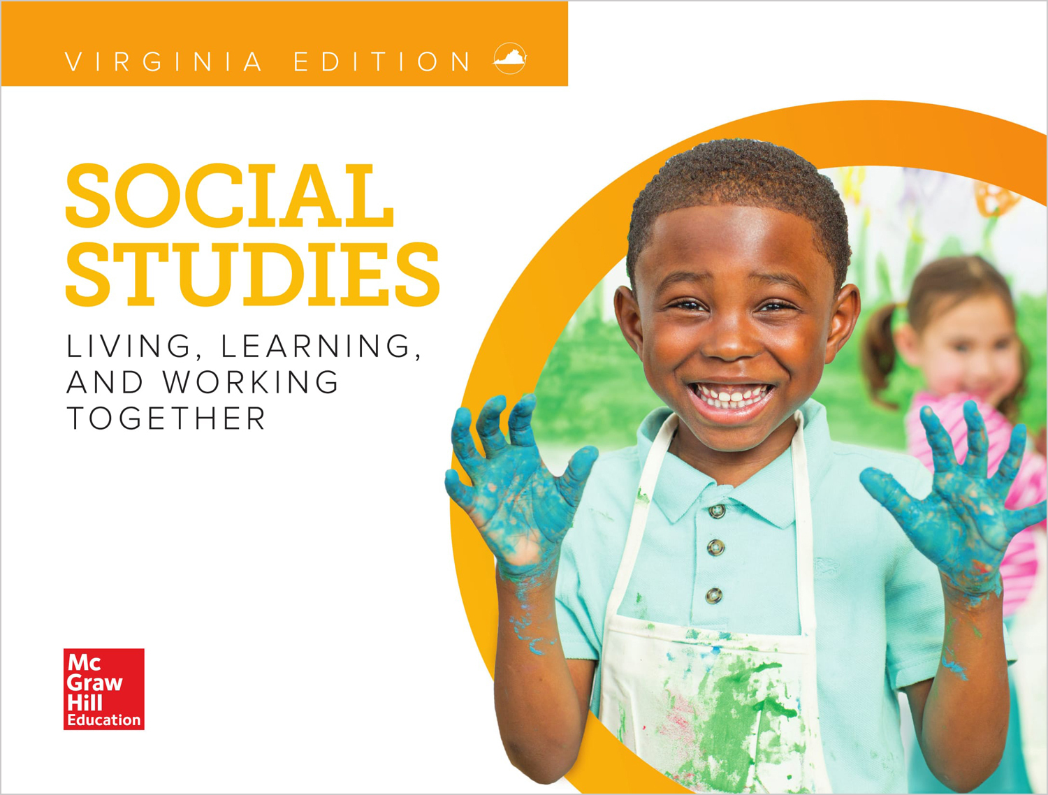 Social Studies Living, Learning, and Working Together cover