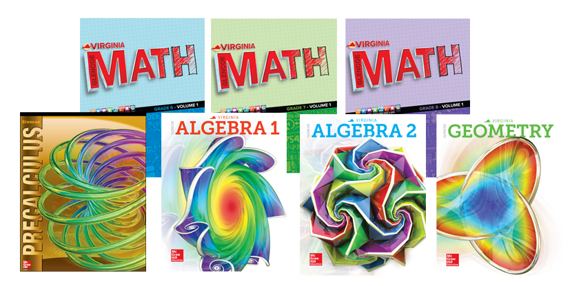 VA Math covers