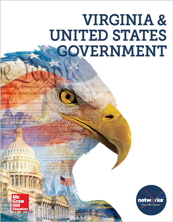 Virginia & United States Government cover