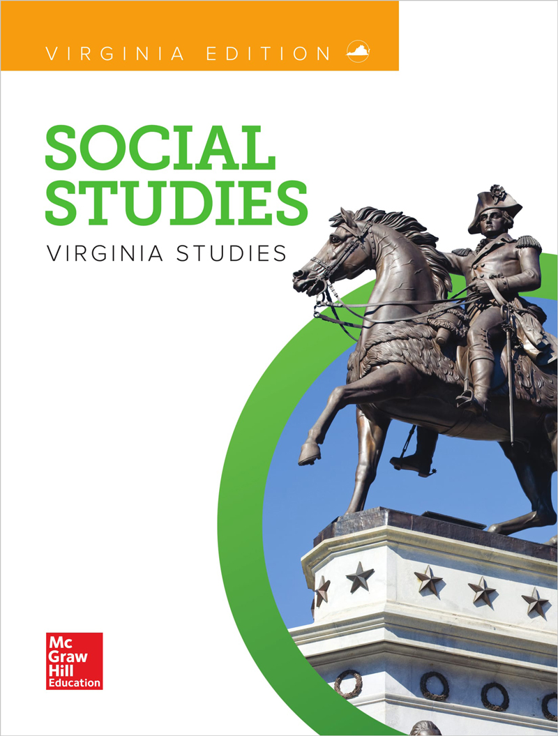 Social Studies, Virginia Studies cover