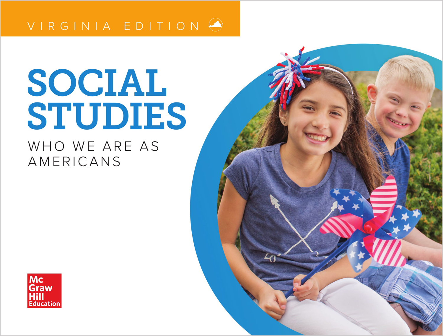 Social Studies Who We are as Americans cover