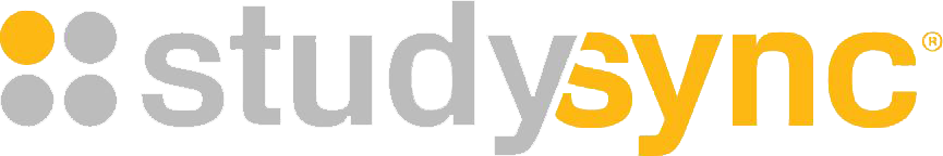 logo for study sync ELA curriculum