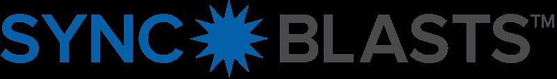 SyncBlasts logo