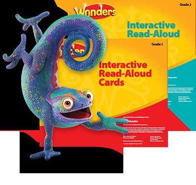 Interactive Read-Aloud Cards
