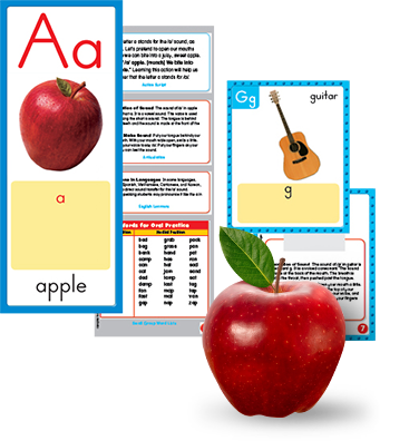 Sound Spelling Cards