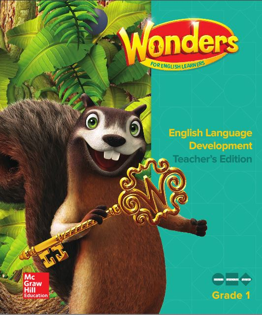 Wonders for English Learners (K-6)