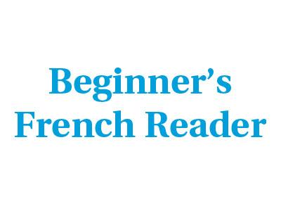 Beginner's French Reader Logo