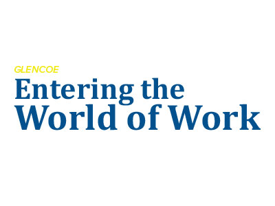 Entering the World of Work Logo