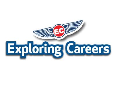 Exploring Careers Logo