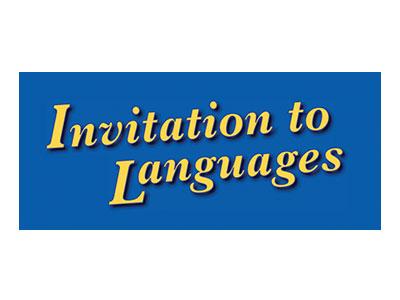Invitation to Languages Logo