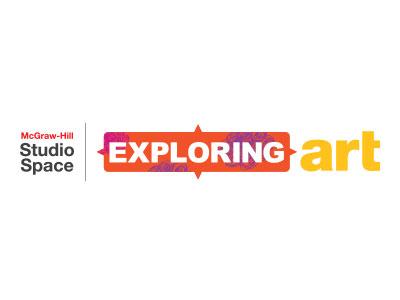Studio Space: Exploring Art Logo