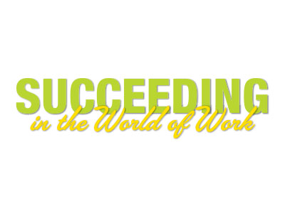 Succeeding in the World of Work Logo