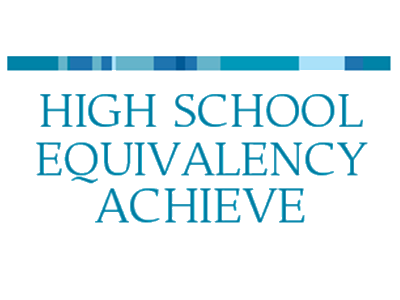 High School Equivalency Achieve logo