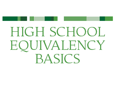 High School Equivalency Basics