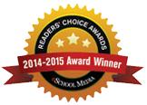 eSchool Media Readers' Choice Award Winner 2014-2015