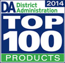 District Administration Top 100 Products in 2014 Award