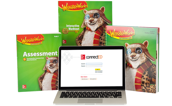 Reading WonderWorks (K-6)