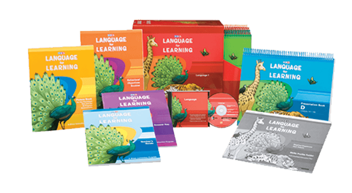 Language for Learning (PreK-5)