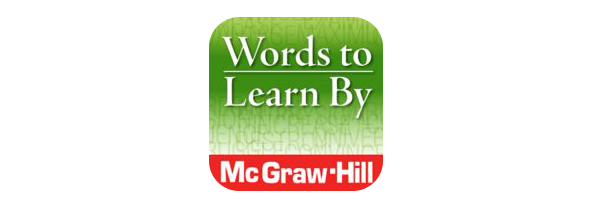 Words to Learn By Mobile App