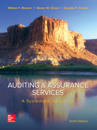 Auditing   McGraw-Hill Higher Education
