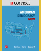 American Democracy Now TX Ed. with Connect Access Card