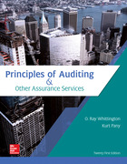 loose leaf auditing assurance services with acl software student cdrom and connect access card