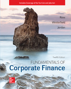 Finance mcgraw hill higher education a ross fundamentals of corporate finance fandeluxe Gallery