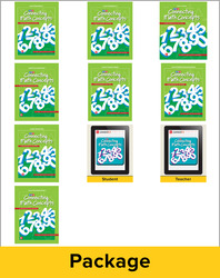 Connecting Math Concepts Level C, Teacher Materials Package