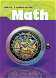 Macmillan/McGraw-Hill Math, Grade 6, Pupil Edition