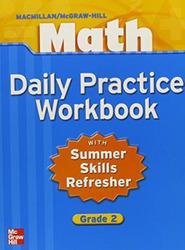Macmillan/McGraw-Hill Math, Grade 2, Daily Practice Workbook