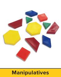 My Math, Grades 1-2, Individual Manipulative Kit