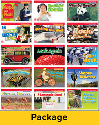 Math Connects, Grade 1, Real-World Problem Solving Readers Deluxe Package (On Level)