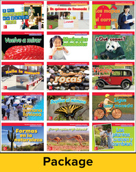 McGraw-Hill My Math, Grade 1, Real-World Problem Solving Readers Deluxe Package (Spanish)