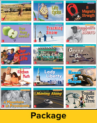 McGraw-Hill My Math, Grade 2, Real-World Problem Solving Readers Package (On Level)