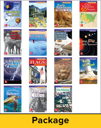 McGraw-Hill My Math, Grade 5, Real-World Problem Solving Readers Package (On-Level)