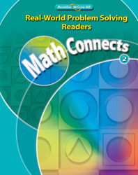 Math Connects, Grade 2, Real-World Problem Solving Readers Big Book (2 volumes)
