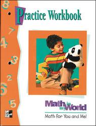 Math in My World, Grade K, Practice Workbook