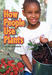 Science, A Closer Look, How People Use Plants (6 copies)