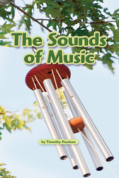Science, A Closer Look, Grade 3, Leveled Reader  The Sounds of Music (6 copies)