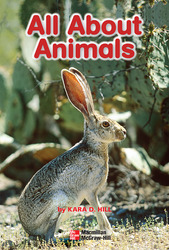 Science, A Closer Look, Grade K, Ciencias: Leveled Reader - All About Animals